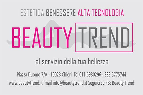 beauty trend centro estetico chieri