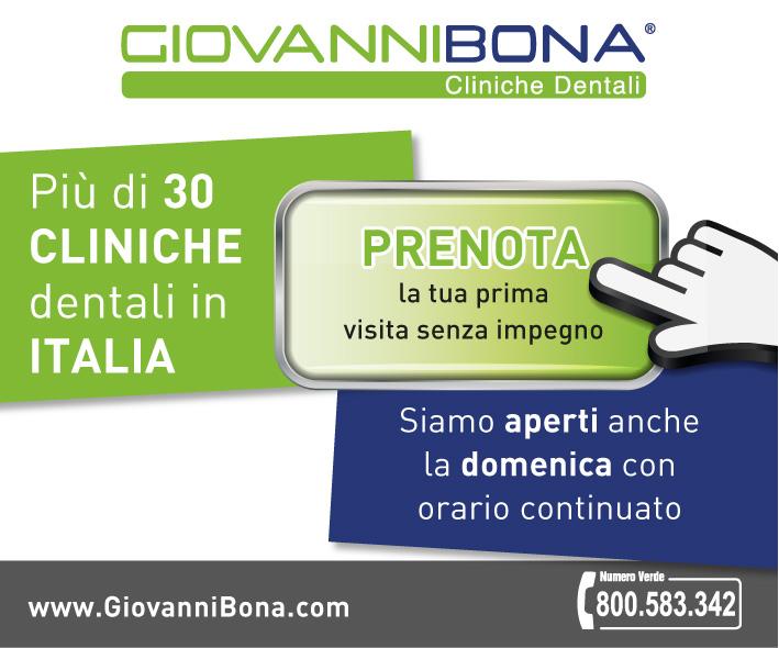 Giovanni Bona dentista