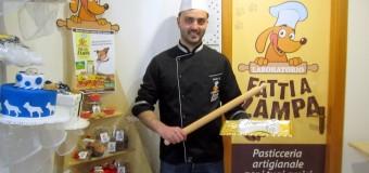 Fatti a zampa: a Ragusa la prima pasticceria artigianale dedicata agli animali