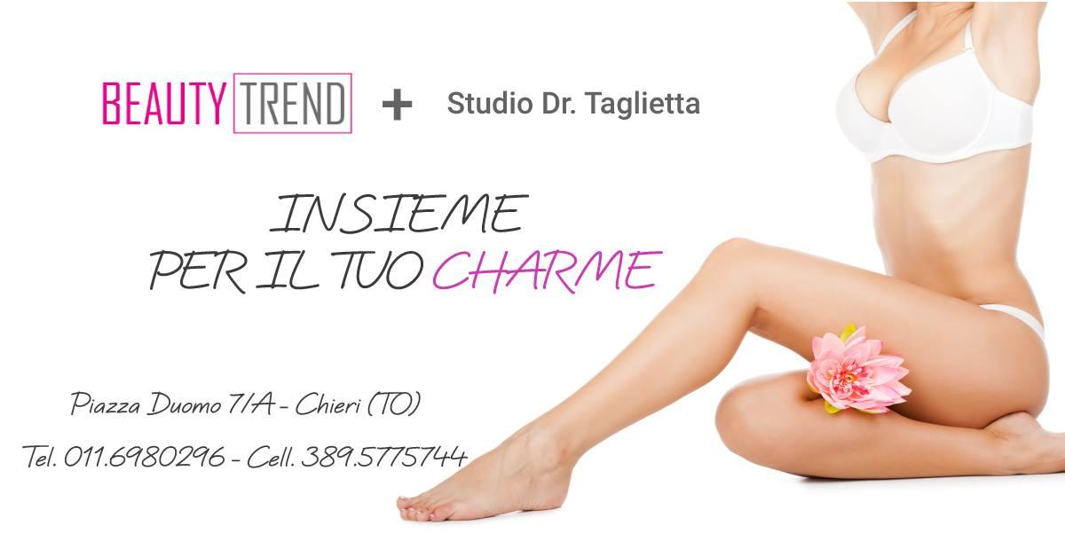 Epilazione Laser al Centro Estetico Beauty Trend di Chieri