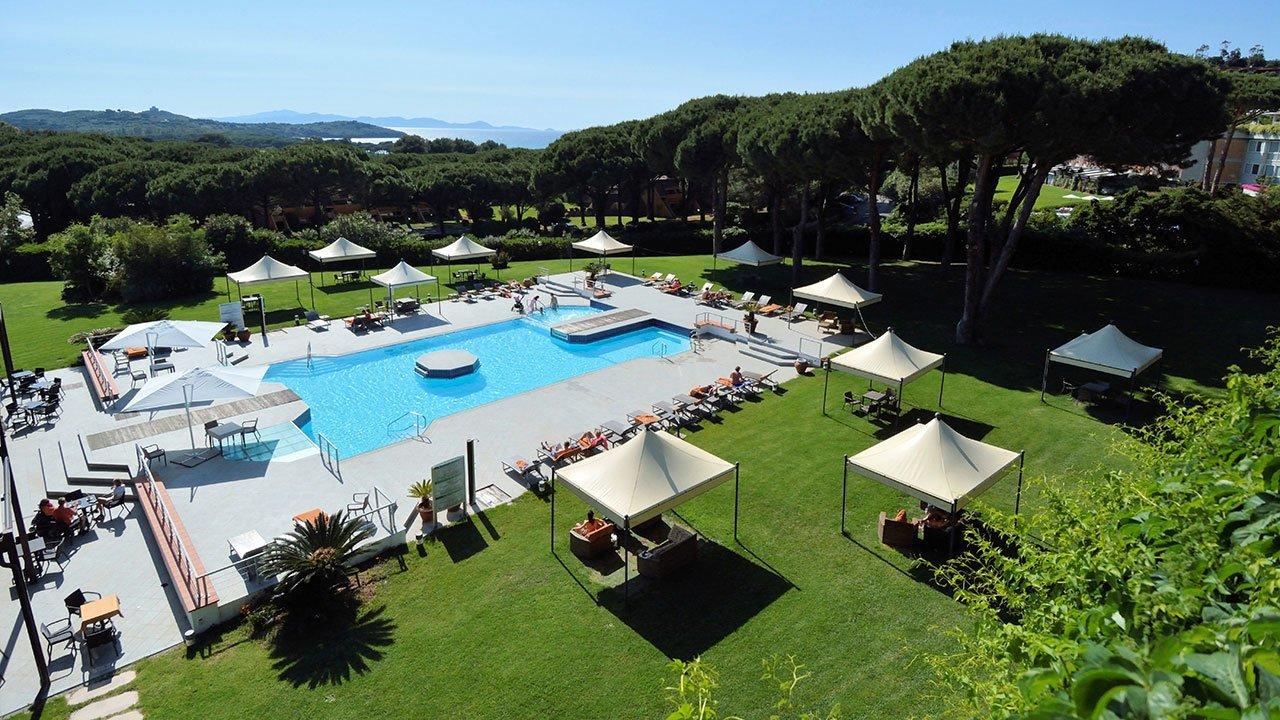 Violina SPA by Clarins; Golf Hotel Punta Ala.