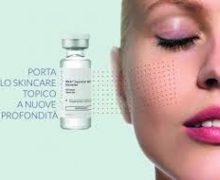 Teoxane arriva il primo filler topico; Skincare RHA® topical skin booster