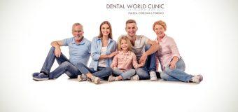 A Torino Dental World Clinic si prende cura del tuo sorriso