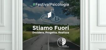 """""""Stiamo Fuori 2016"""": il Festival della Psicologia torna a colorare le piazze di Roma"""