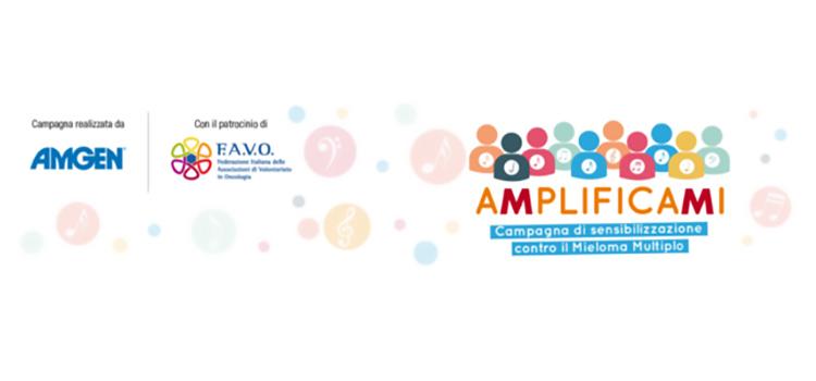#Amplificami: la campagna che dà voce ai pazienti con Mieloma Multiplo