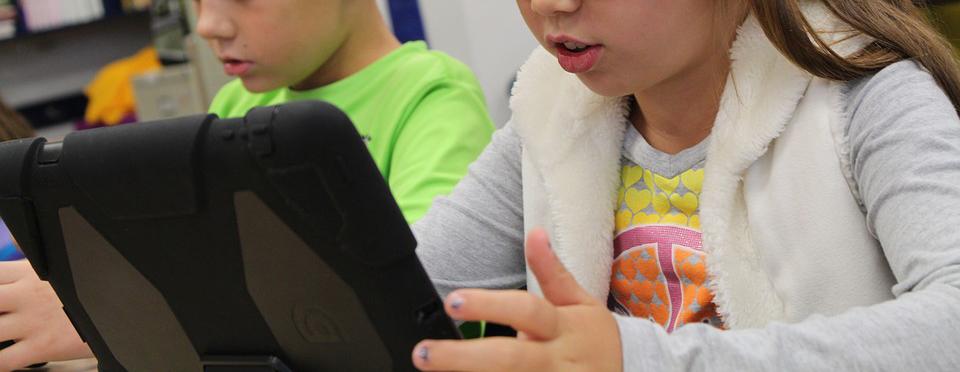 Tablet e infanzia: l'approccio non deve essere ostacolato
