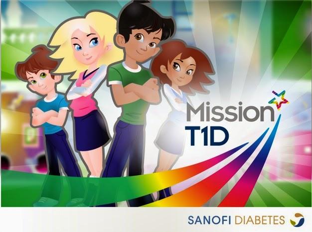 Mission T1D: l'App che spiega ai bambini come convivere con il Diabete di Tipo 1