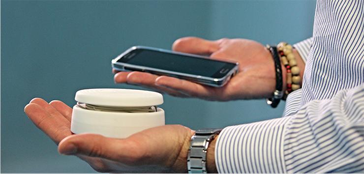 D-Hearth, l'elettrocardiografo per SmartPhone