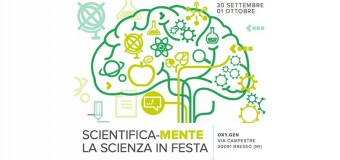 Scientifica-mente: la scienza in festa