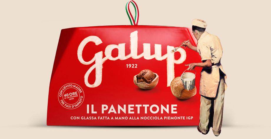 Il Panettone Galup è buono e solidale!
