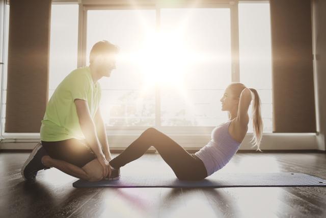 Personal Trainer a domicilio: stare in forma allenandosi comodamente da casa
