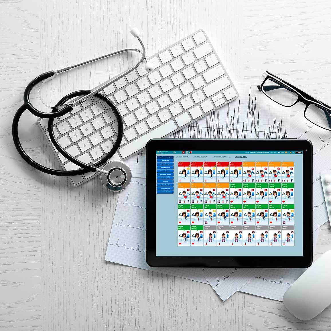 Acotel Health: l'innovativa piattaforma cloud per la telemedicina del futuro
