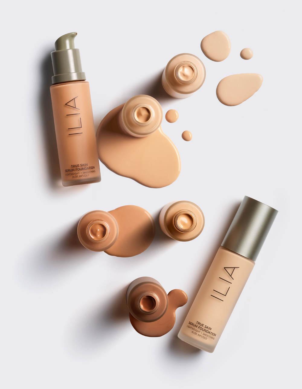 Uno dei miglior Fondotinta; Make up ILIA Beauty Serum-Foundation