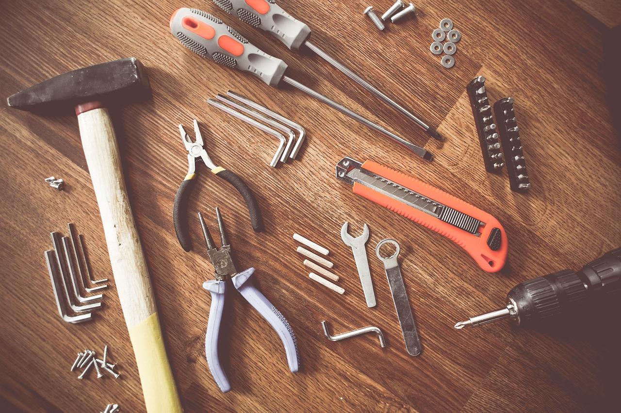 Lavori di manutenzione in casa? A pensarci sono sempre più le donne