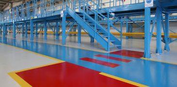 pavimenti industriali in resina sivit