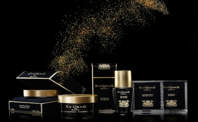 Kaon Cosmetic e la linea beauty; EviDenS de Beauté