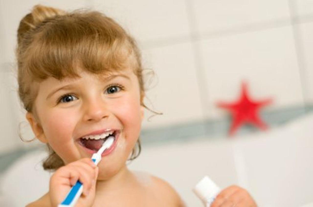 Una corretta igiene orale del bambino: tutti i consigli