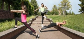 La nuova linea di leggings in Dermofibra® Cosmetics