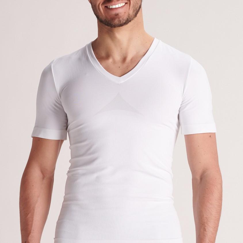 Dermofibra Cosmetics di BeGood: presenta la prima maglia da uomo, seamless che idrata, tonifica e migliora la postura.