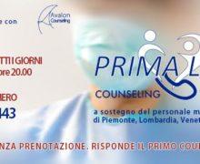 """Hal Allergy lancia """"Prima Linea"""", counseling telefonico gratuito rivolto a medici e operatori sanitari di Lombardia, Emilia-Romagna, Veneto e Piemonte."""